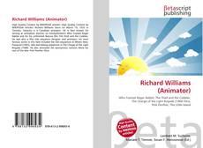 Copertina di Richard Williams (Animator)