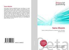 Portada del libro de Saira Wasim