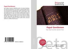 Bookcover of Papal Gentlemen