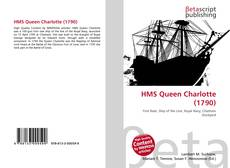 Bookcover of HMS Queen Charlotte (1790)