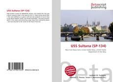 Bookcover of USS Sultana (SP-134)