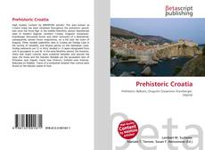 Prehistoric Croatia的封面