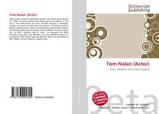 Buchcover von Tom Nolan (Actor)
