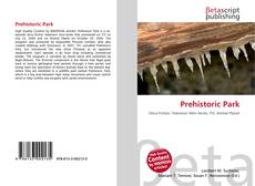 Bookcover of Prehistoric Park