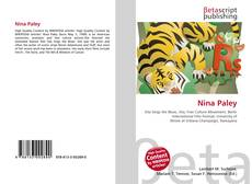 Bookcover of Nina Paley