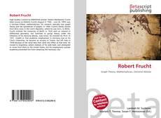 Bookcover of Robert Frucht
