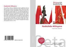 Bookcover of Nadezhda Alliluyeva