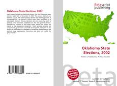 Bookcover of Oklahoma State Elections, 2002