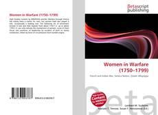Bookcover of Women in Warfare (1750–1799)