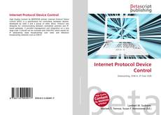 Internet Protocol Device Control的封面