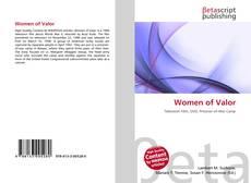 Capa do livro de Women of Valor