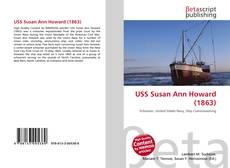 Bookcover of USS Susan Ann Howard (1863)