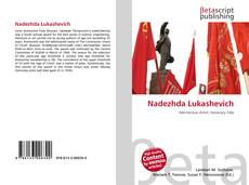 Bookcover of Nadezhda Lukashevich