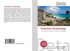 Prehistoric Archaeology的封面