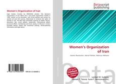 Capa do livro de Women's Organization of Iran