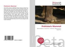 Prehistoric Mammal的封面