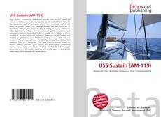 Copertina di USS Sustain (AM-119)