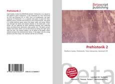 Bookcover of Prehistorik 2