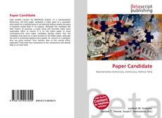 Bookcover of Paper Candidate