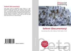 Bookcover of Soferet (Documentary)