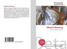 Обложка Okocim Brewery