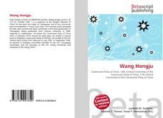 Capa do livro de Wang Hongju