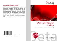 Bookcover of Womersley Railway Station