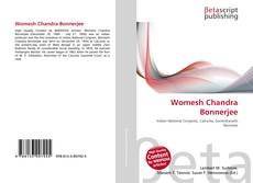 Capa do livro de Womesh Chandra Bonnerjee