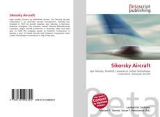 Buchcover von Sikorsky Aircraft