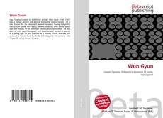 Bookcover of Won Gyun