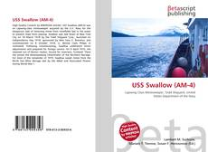Обложка USS Swallow (AM-4)