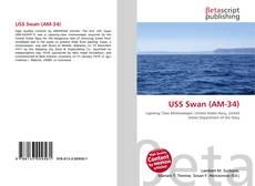 Обложка USS Swan (AM-34)