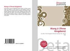 Обложка Wang Ji (Three Kingdoms)