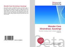 Portada del libro de Wonder Cave (Kromdraai, Gauteng)