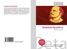 Bookcover of Nadezhda Ryashkina