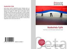 Bookcover of Nadezhda Tylik