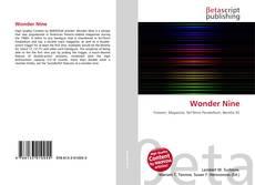 Bookcover of Wonder Nine