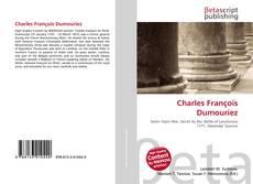 Capa do livro de Charles François Dumouriez