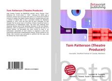 Couverture de Tom Patterson (Theatre Producer)