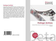 Couverture de Prelinger Archives