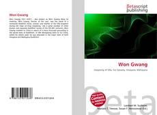 Bookcover of Won Gwang