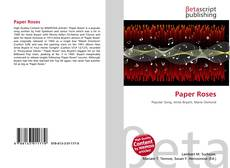 Bookcover of Paper Roses