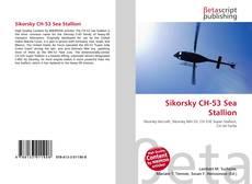 Обложка Sikorsky CH-53 Sea Stallion