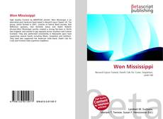Bookcover of Won Mississippi