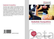 Bookcover of Nadezhda Yevstyukhina