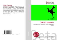 Bookcover of Robert Francois