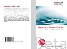 Bookcover of Nadezhda Zabela-Vrubel
