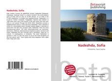 Bookcover of Nadezhda, Sofia