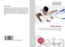 Bookcover of Amy Chow