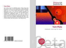 Buchcover von Tom Platz